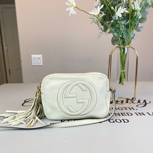 Gucci SoHo Disco Shoulder Bag Crossbody